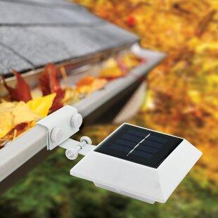EcoThink™ Mount Solar Powered 50 Lumen Outdoor 6 Light LED Flood/Spot Light (Set of 6)