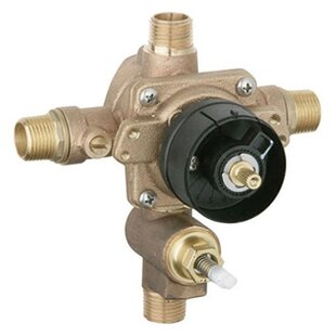 Grohsafe Universal Pressure Balance Rough-in Valve With Diverter by Grohe