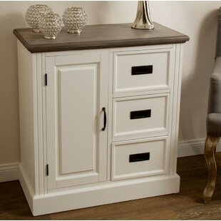 Clearwater 3 Drawer Combi Chest By Beachcrest Home