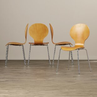 Abe Side Chair (Set of 4) by Wade Logan