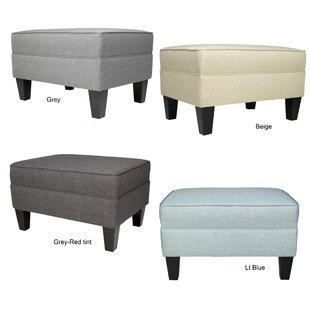 MJL Furniture Parker Ottoman