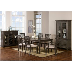 Forman 7 Piece Extendable Dining Set