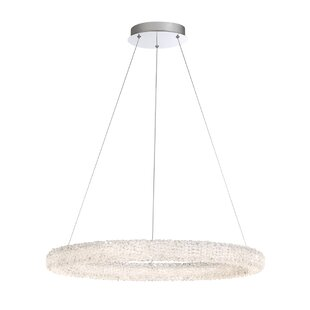 Orren Ellis Sturgill 1-Light LED Pendant