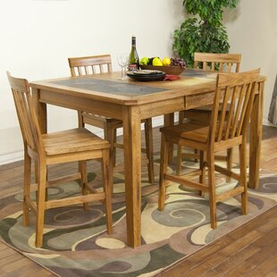 Loon Peak Fresno Extendable Dining Table