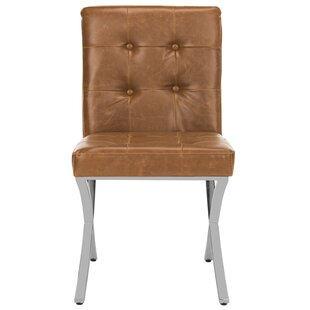 Goslinga Tufted Upholstered Dining Chair ..