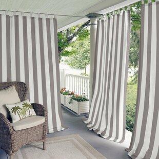 Outdoor Curtains You\'ll Love | Wayfair