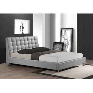 Belle Upholstered Platform Bed