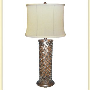 Basket Weave 32 Table Lamp