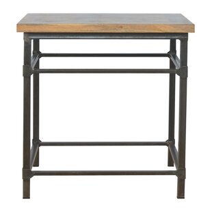 Williston Forge Leana End Table