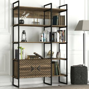 Cordele Bookcase By Bloomsbury Market