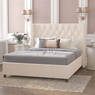 Best Review Gentry Upholstered Platform Bed by Willa Arlo Interiors Reviews (2019) & Buyer's Guide