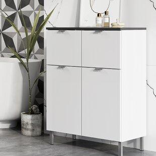 Agna 60cm X 86cm Free-Standing Cabinet By Ebern Designs