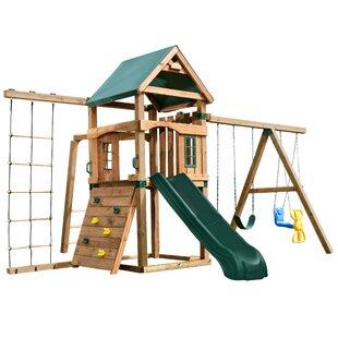Swing-n-Slide Play Set Trekker Swing Set
