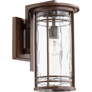 Amethyst 1-Light Outdoor Wall Lantern