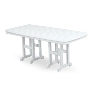 Nautical Dining Table by POLYWOOD?