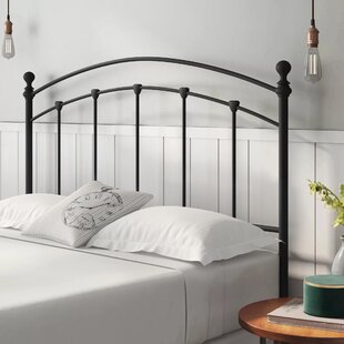 Chavis Slat Headboard by Charlton Home