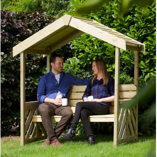 Wooden Arbour By Sol 72 Outdoor