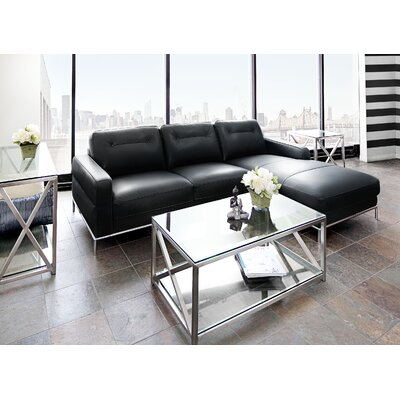 Diamond Sofa Sable Sectional