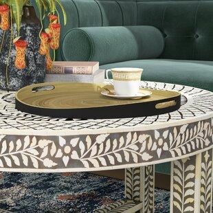 Extra Large Round Ottoman Tray Wayfair