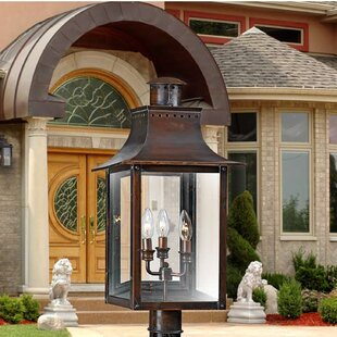 Buy clear Winfrey Outdoor Wall Lantern By Three Posts