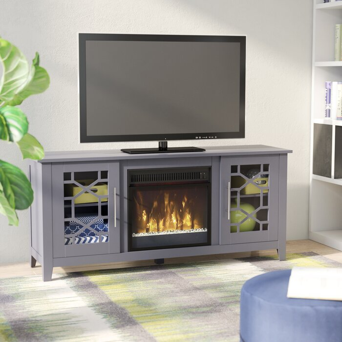 Three Posts Jennings Tv Stand For Tvs Up To 60 With Optional