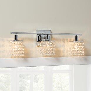 House of Hampton Mckissick 3-Light Vanity Light