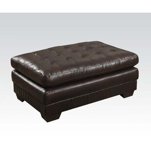 Red Barrel Studio Hedberg Tufted Ottoman