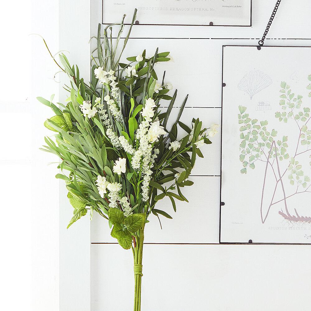 One Allium Way Herb And Floral Bundle Mixed Stem Reviews Wayfair