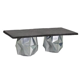 Arcadia Aluminum Dining Table
