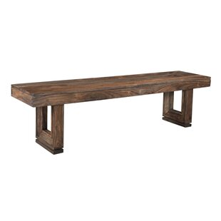 Glenmore Wood Bench by Foundry Select