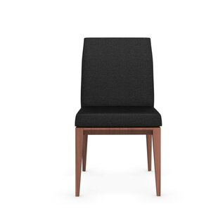 Bess Low Wooden Chair by Calligaris