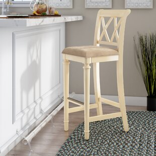 Wheelock 30 Bar Stool by Beachcrest Home Best #1