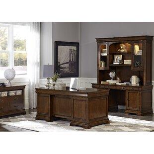 Fryda Computer Desk with Hutch by Birch Lane™ Heritage