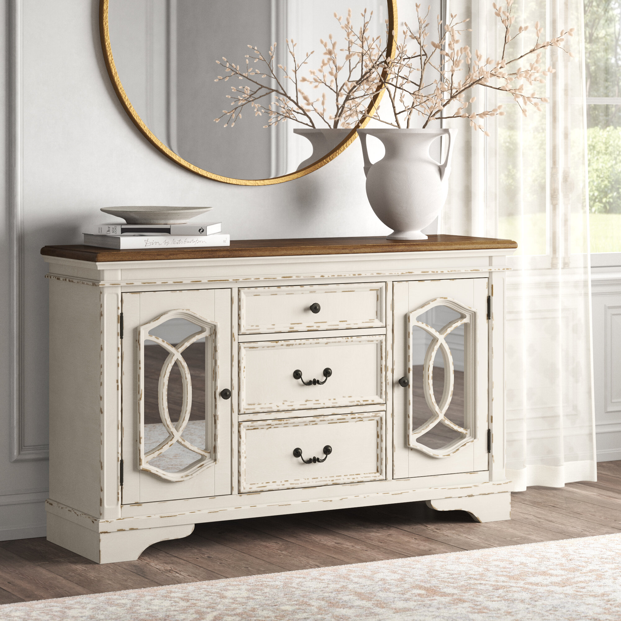 Grab Magnificent Dining Room Servers And Sideboards That Wow