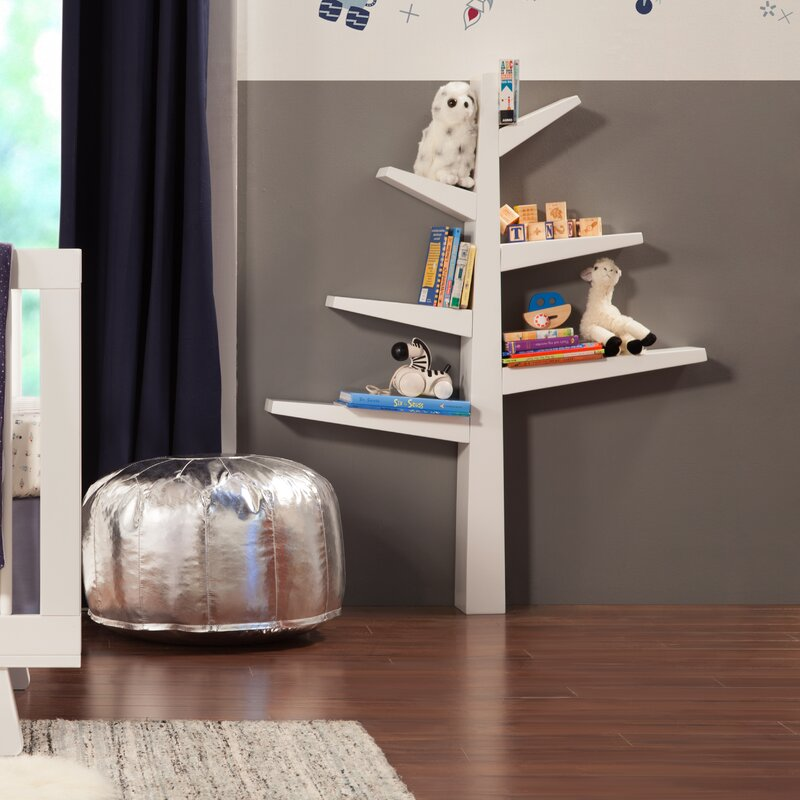 Spruce Tree 51 in. Bookcase