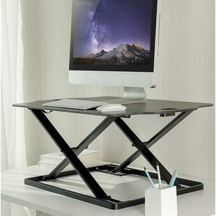 Adjustable Height Standing Desk by Symple Stuff Design
