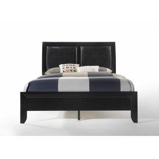 Latitude Run Schermerhorn Upholstered Sleigh Bed