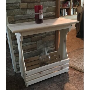 Where buy  Anyan End Table by Millwood Pines