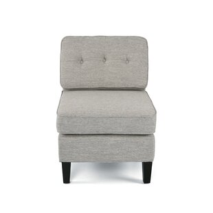 Alturas Slipper Chair by Ebern Designs