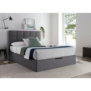 Pershore Upholstered Ottoman Bed By Ebern Designs