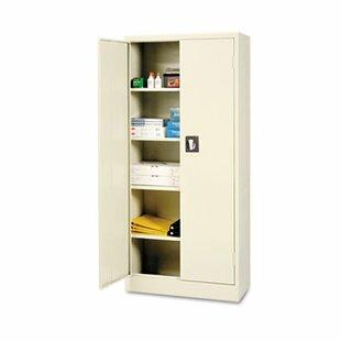 E Mizer Storage Cabinet In Putty