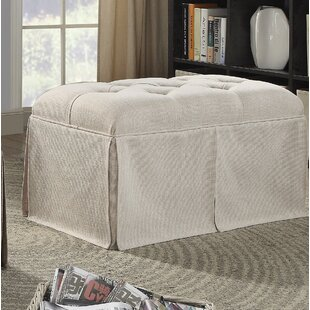 Alcott Hill Angustain Upholstered Storage Bench