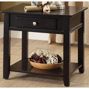 Avila End Table with Storage