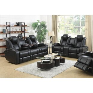 Navua 2 Piece Reclining Living Room Set by Red Barrel Studio