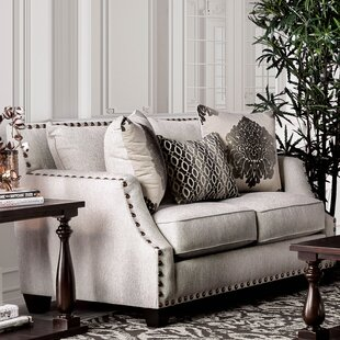 Shop For Myra Loveseat by Rosdorf Park Reviews (2019) & Buyer's Guide