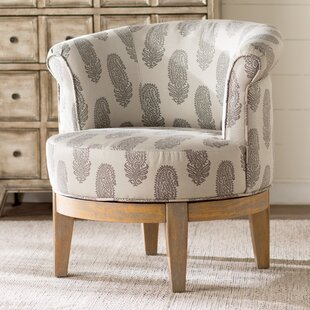Haywood Swivel Barrel Chair Laurel Foundry Modern Farmhouse Discount