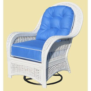Regatta Manual Rocker Recliner by Spice Islands Wicker