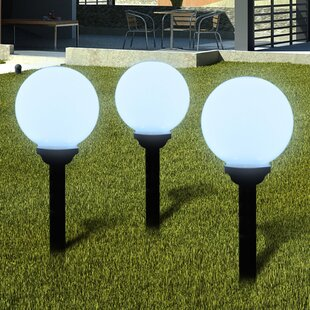 LED Pathway Lighting Set (Set Of 3) By Sol 72 Outdoor
