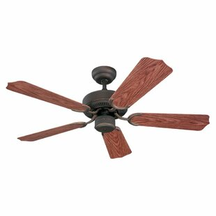 Price Check 42 Fayette 5-Blade Ceiling Fan By Loon Peak