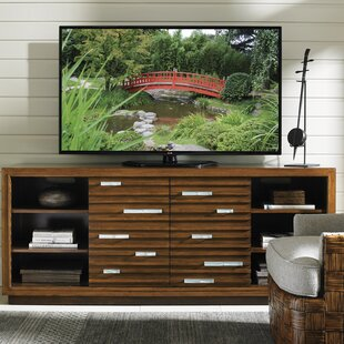 Best Reviews Island Fusion Princeville TV Stand for TVs up to 75 by Tommy Bahama Home Reviews (2019) & Buyer's Guide